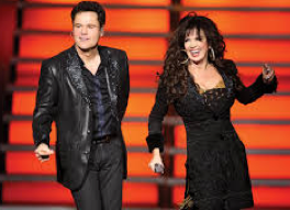 donny and marie vegas 2016
