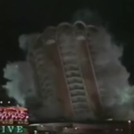 Las Vegas Hotels That Have Been Blown Up And Torn Down