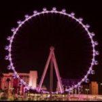 The Las Vegas High Roller Ferris Wheel